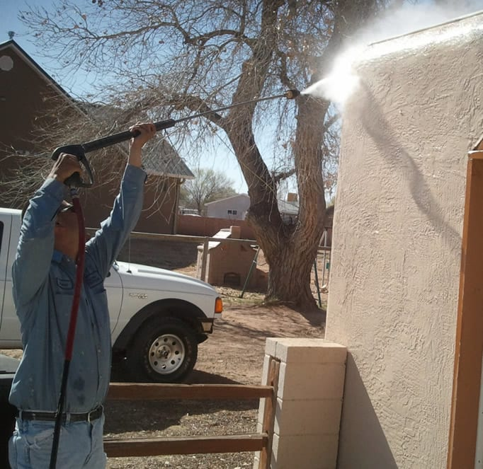 Painter Albuquerque Home Commercial Painting: Exterior Painting In Albuquerque